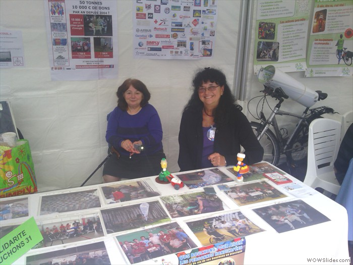 Forum des associations solidaires - 3 octobre